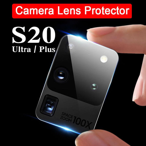 Camera Lens Tempered Glass For Samsung Galaxy S20 Series