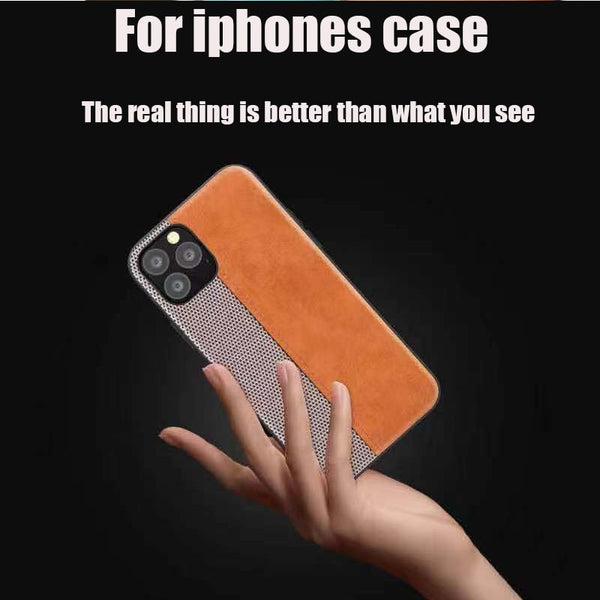 Double Material Full Inclusive Case for iPhone 12 11 Series
