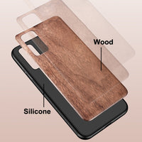 Wooden Cases for Samsung Galaxy S20 Plus