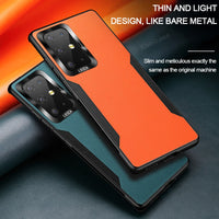 Luxury Leather Shockproof Ultra Thin Back Cover Case For Samsung Galaxy S20 Series