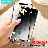 9H Anti Spy Tempered Glass Screen Protector HD Full Privacy For iPhone 11 Series