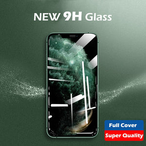 Tempered Glass Screen Protector For iPhone 11 & 12 Series