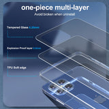 Luxury tempered Glass iPhone 12 Pro Max Case