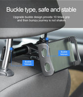 Car Back Seat Phone Holder 360 Degree Rotate For Tablet PC iPad Mini Pro