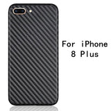 3D Full Coverage Ice Film Skin Carbon Fiber Case For 11 Series