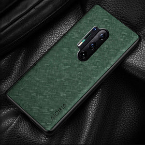 Luxury Vintage Leather skin Anti-knock Case for OnePlus
