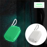 Protective Case Outdoor Sports Bluetooth Wireless Earphones Waterproof Cover With Hook For AirPods Pro AirPods 3