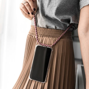 Fashion Cross Shoulder Strap Case For iPhone X XS Max XR 7 8 6 6S Plus