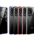Double Sided Tempered Glass Metal Bumper Magnetic Case for Samsung S20 Series