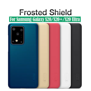 Super Frosted Shield Hard PC Back Cover Protector Case For Samsung S20 Series