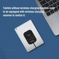 Aluminum Wireless Charger for Tablet