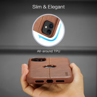 New Slim Luxury Leather Shockproof Dirt-resistant Case For iPhone 11 11 Pro 11 Pro Max