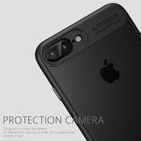 Full Protective TPU & PC Case for iPhone X 6 6s 7 8 8 Plus