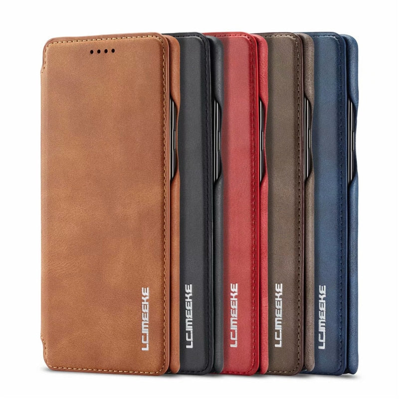 e3e695d7d8d High Quality Funda Wallet Case For Samsung Galaxy Note 9 Note 8 S9 S9 Plus