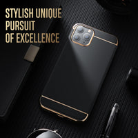Matte Ultra Thin Hard PC Bumper Cover For iPhone 11 11 Pro Max
