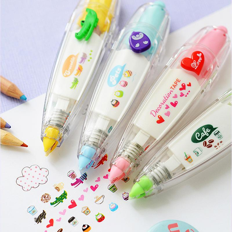 Korea Creative Correction Tape Sticker