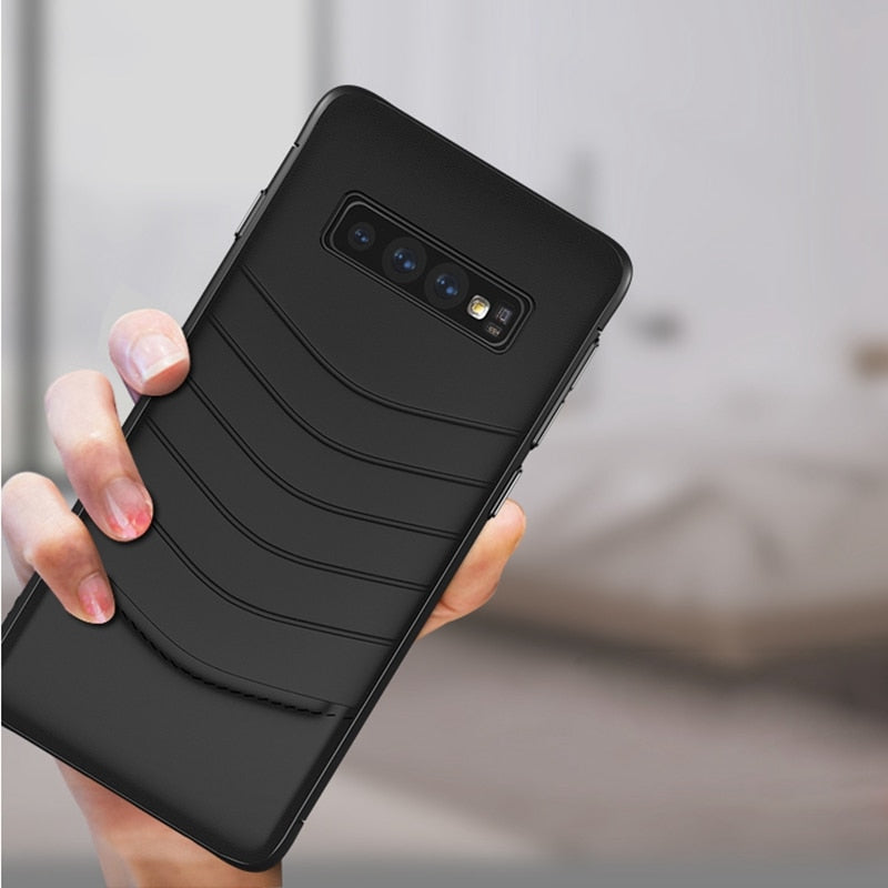 outlet store 0f6ac c46f1 2019 Best Design Ultra Thin PU Leather Phone Case For Samsung Galaxy ...
