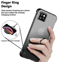 frameless iphone 12 pro case
