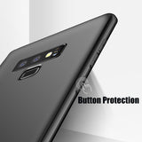 Ultra Thin Full Protection Soft Silicone For Samsung Galaxy Note 9