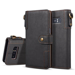 High Quality Leather Fashion Case For Galaxy Note 8