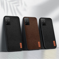 fabric case for Galaxy S20 Ultra