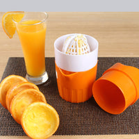 Mini Manual Juicer Bottle