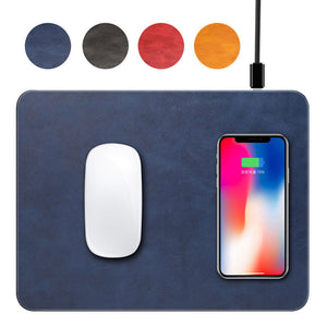 Wireless Charging Mouse Pad For iPhone X XS XS Max XR 8 8 Plus