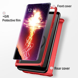 360 Degree Ultra Thin Phone Case For Samsung S9 S8 Plus S9 S8 Note 8