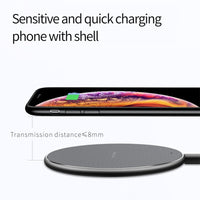 Wireless Fast Charger For Iphone 11 Pro Max