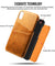 Slim Luxury PU Leather For iPhone XS MAX XR Case Back Cover Protective Card Holder