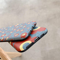Trend Graffiti All-inclusive Camera Protection Case for iPhone 11 Series