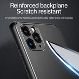 Luxury Ultra thin Aluminum Alloy Metal Shockproof Case For iPhone 11 Series