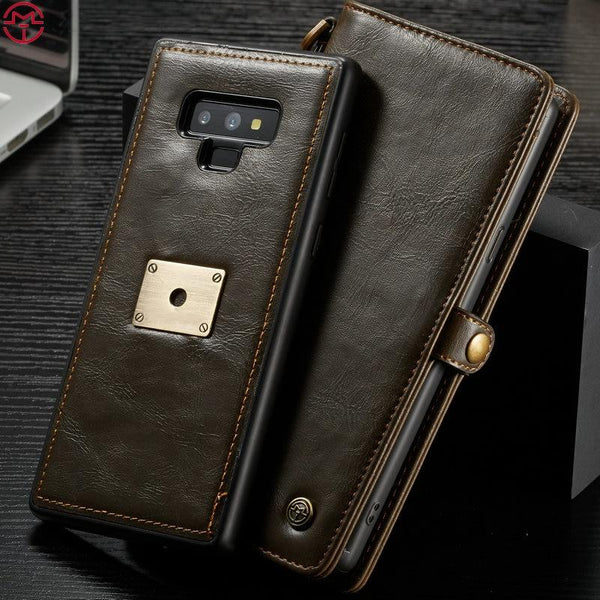 Case For Samsung Galaxy Note 9 with Wrist Strap Wireless Charging