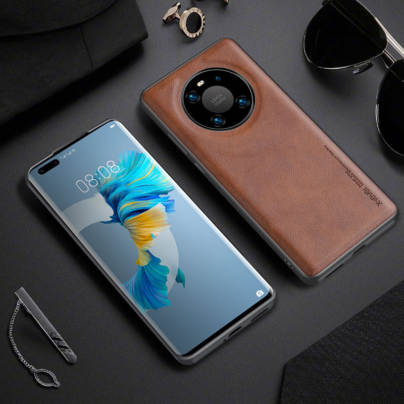 Huawei Mate 40 Pro Leather Case