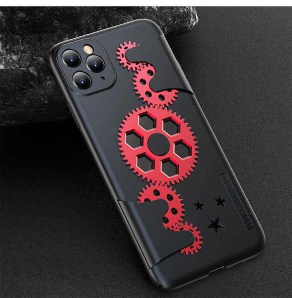 Luxury Amusing Full Protection Hard Plastic Case For iPhone 11 Series