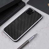 Luxury Carbon Fiber All-inclusive Drop-proof Case for iPhone 11 Series