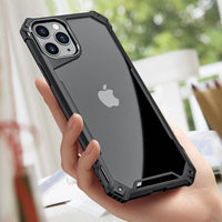 Fashion Transparent Shockproof Case for iPhone 11 Series
