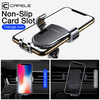 Gravity Car Universal Mobile Phone Holder Air Vent Mount