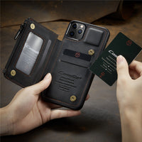 leather Wallet case for iPhone 12 Pro Max 1