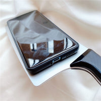 Kitchen Knife Soft Silicone Shockproof Cover Funny Case for Samsung Galaxy S20 Series