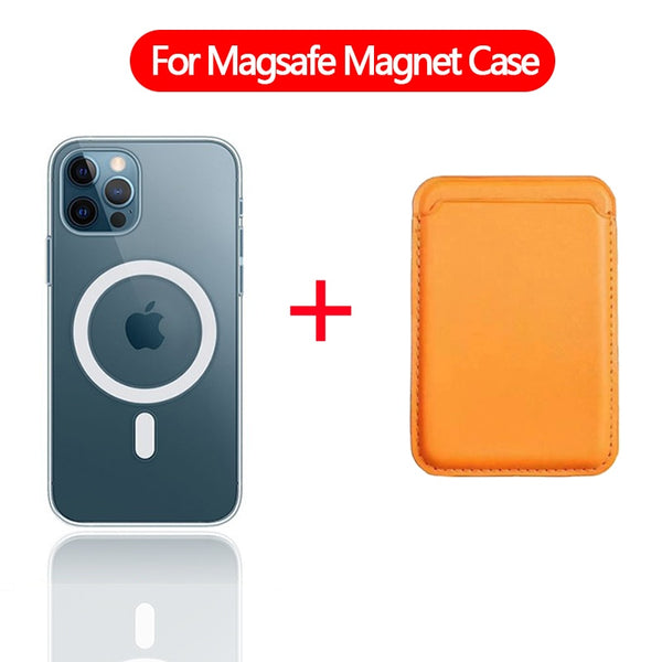 Magnetic MagSafe iPhone 12 Pro max Case