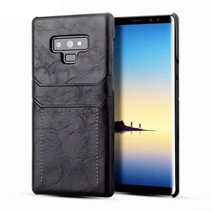 Case For Samsung Galaxy Note 9 Note 8 Galaxy S9 S9 Plus Case Cover Leather Luxury