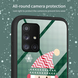 Merry Christmas Tempered Glass Case For Samsung Galaxy S20 & Note 20 Series