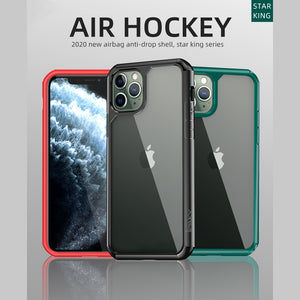 Shockproof Airbag Protective Luxury Clear Case For iPhone 11 | 11 Pro | 11 Pro Max