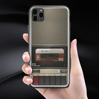 Creativity Tempered Glass Phone Case for iPhone 11 Series