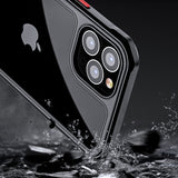 Anti fall Transparent Clear Heavy Duty Protection Case for iPhone 12 Series