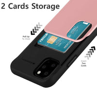 phone case with card slot holder iPhone 12 mini 2