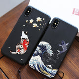 3D Art Case For iPhone 11 Pro Max X XS XS Max