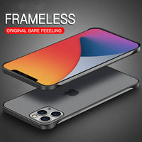 frameless case iPhone 12 Pro Max