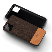 Leather Business Case For iPhone 11 Pro Max